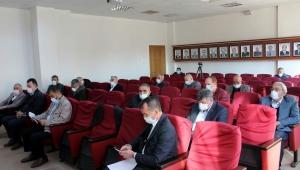 Arifiye Belediye Meclisi 2020 Yılının Son Toplantısını Gerçekleştirdi…