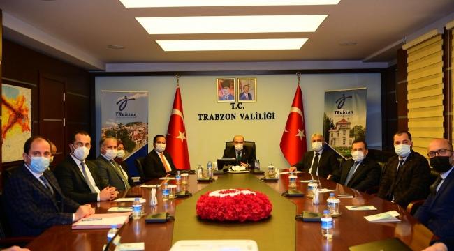 Endonezya Büyükelçisi Trabzon'da