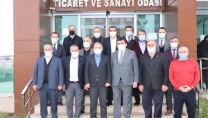 RTSO'DAN ORDU TİCARET SANAYİ ODASINA ANLAMLI ZİYARET