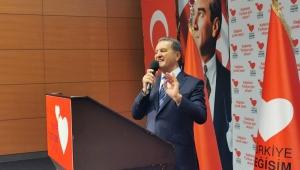 Başkan Sarıgül, İstanbul'da TDP Kurucuları ile değerlendirme toplantısı yaptı.