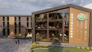 """""""Kütüphane ve Bilimsel Araştırma Merkezi Hendek'e çok yakışacak"""""""