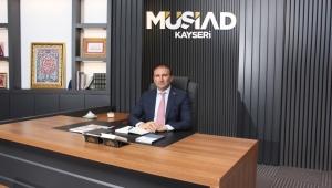 MÜSİAD Kayseri'den Reform Paketi hakkında açıklama