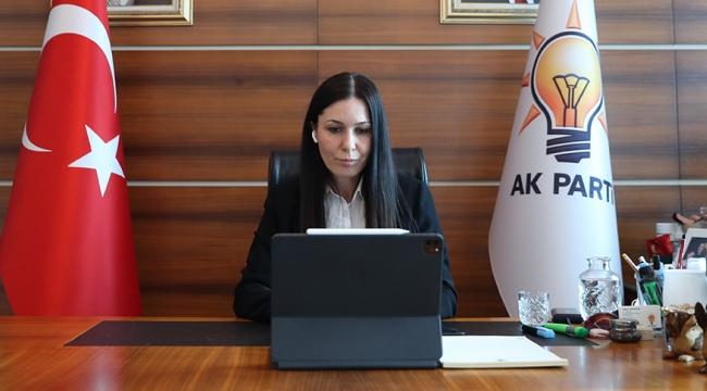 AK Parti Genel Başkan Yardımcısı Çiğdem Karaaslan, Ramazan'ın başlangıcı dolayısıyla mesaj yayımladı.