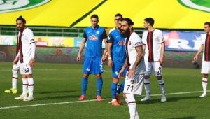 Çaykur Rizespor 0 - 0 Fatih Karagümrük