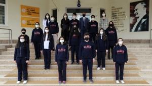 TÜBİTAK 52'inci lise öğrencileri araştırma projeleri yarışması Sanko Okulları'nın üç projesi Türkiye Finallerinde yarışacak