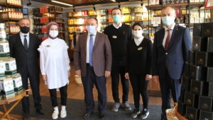 ÇAYKUR Çay Satış Mağazaları'nın Yedincisi Ankara'da Açıldı