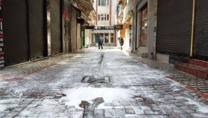 Kdz. Ereğli Belediyesi Ekipleri Çalışmalara Hız Verdi