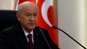MHP Lideri Bahçeli: 100 maddelik anayasa önerimizin hazırlığı tamamlandı