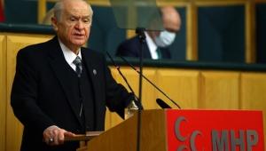MHP Lideri Devlet Bahçeli: 3 Mayıs milliyetçi Türk gençliğinin diriliş ve uyanışıdır