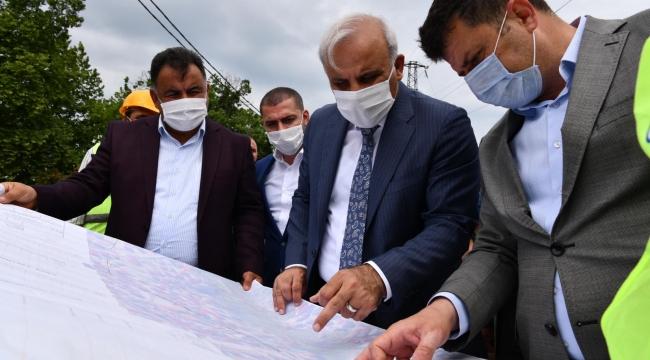 Trabzon Büyükşehir, Yomra'nın su sıkıntısını çözdü