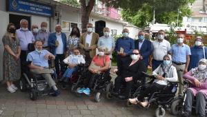 Başkan Erener, Karadeniz Omurilik Felçlileri Derneği kongresine katıldı