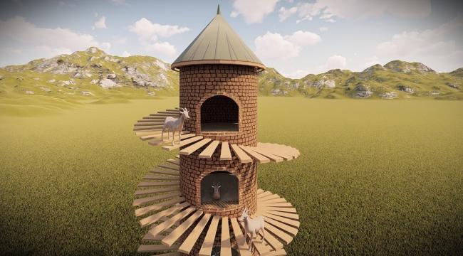 Keçi Kulesi ihaleye çıkıyor