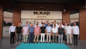 MÜSİAD vergi barışı bilgilendirme toplantısı gerçekleştirdi