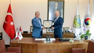 STB Heyeti Tekirdağ'da bir dizi ziyaretlerde bulundu.