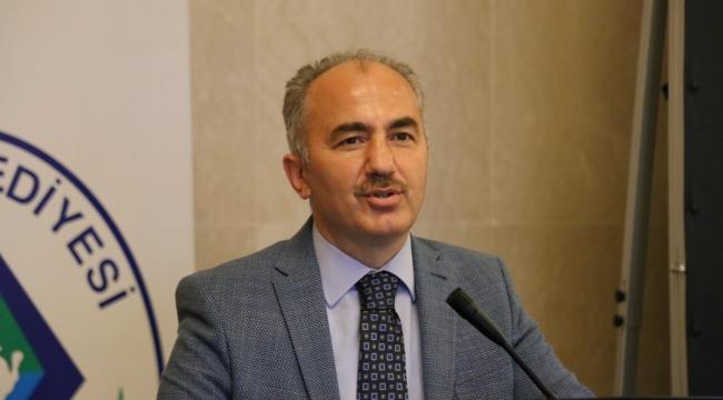 """BAŞKAN METİN""""ŞEHİRLER ÜLKENİN KÜLTÜR KODLARINI TAŞIYOR"""".."""