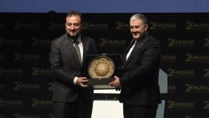 MÜSİAD'ın Yeni Genel Başkanı Rizeli Mahmut Asmalı Oldu