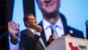 TDP ilk kurultayını yaptı: Sarıgül yeniden genel başkan