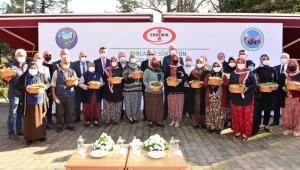 Erdemir'den Osmanlı Çileğine Koruma