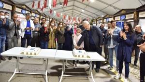 Kartepe Çocuk Kitapları Fuarını 50 bin kişi ziyaret etti