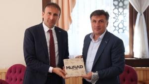 Kayseri İle Erzurum arasında ticari ilişkilerin gelişmesi hedefleniyor