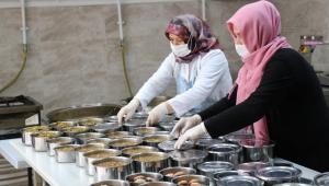 Safranbolu Belediyesi Aşevinden 40 Aileye Sıcak Yemek