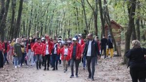 Vanlı gençler Başkan Kocaman'ın misafiri oldu