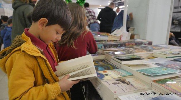 6. Trabzon Kitap Fuarı başladı