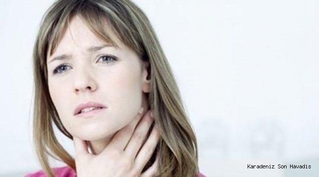 Ağızdan alınan nefes, kronik farenjiti tetikliyor!