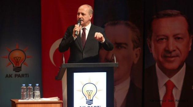 """""""AK Parti 81 milyon yurttaşın partisidir"""""""
