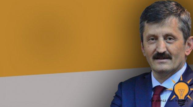 AK Parti İl Başkanı Zeki Tosun 23 Nisan'ı kutladı