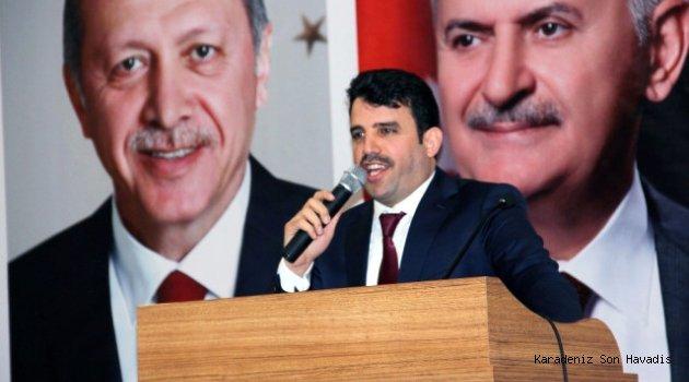 AK Parti Kdz. Ereğli İlçe Yönetimi Açıklandı