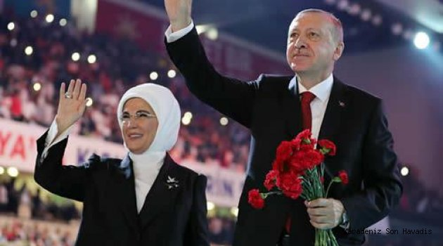 """""""AK PARTİ'NİN ASIL KURUCUSU VE SAHİBİ MİLLETİMİZDİR"""""""
