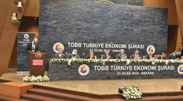 Başkan Gülsoy,  İç Anadolu Bölgesi'ni Temsil Etti