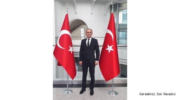 Başkan Kansızoğlu Aziz Türk milletine başsağlığı diliyorum.