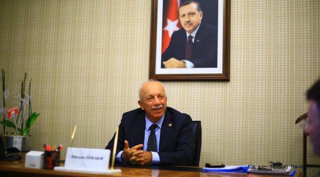 Başkan Özbakır'dan müjdeli haber