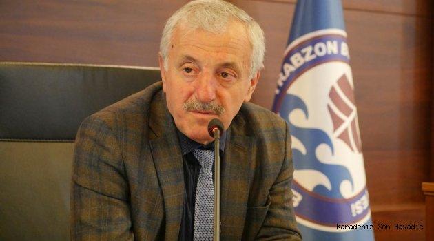Bilim Bakanı Trabzon'un fahri hemşehrisi oldu