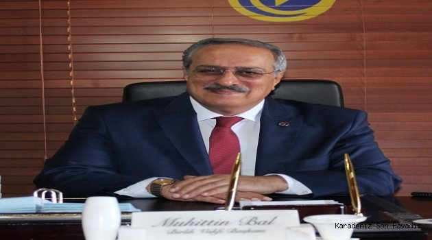 Röportaj: Birlik Vakfı Ankara Şube Başkanı Muhittin Bal