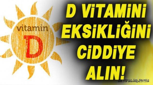 Çocukların Gelişiminde D Vitaminin Önemi