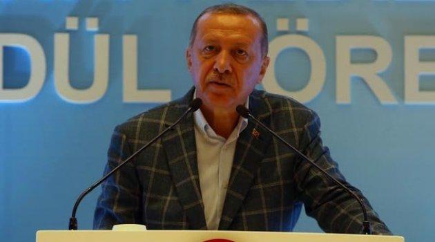 Cumhurbaşkanı Erdoğan: Bunu değiştireceğiz, bu işin lamı cimi yok