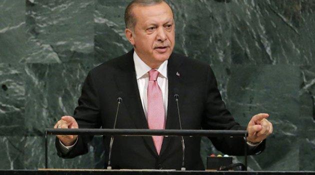 Cumhurbaşkanı Erdoğan'ın ABD'deki programı belli oldu