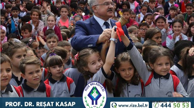 DERS ZİLİ ÇALDI, İKİNCİ DÖNEM BAŞLADI!
