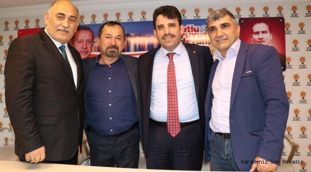 """EROL ŞAHİN: """"BU KENTİ STK'LAR İLE BİRLİKTE YÖNETECEĞİZ"""""""