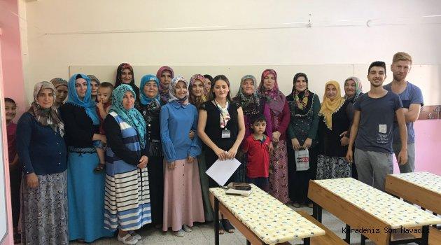 İşkur' dan Meslek Edindirme Projesi