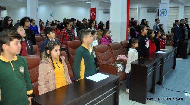Kdz. Ereğli Belediyesi Çocuk ve Gençlik Meclisi seçimleri yapıldı