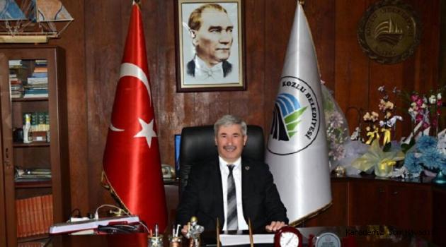 Kozlu Belediye Başkanı Kerim Yılmaz'dan Miraç Kandili Mesajı