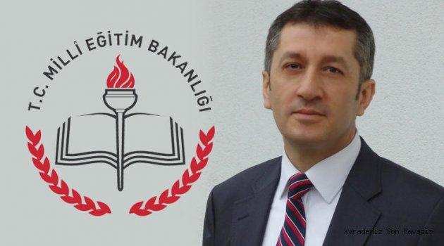 MİLLİ EĞİTİM BAKANI PROF. DR. ZİYA SELÇUK