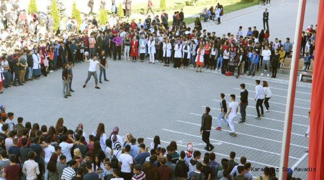 Özel Kayseri OSB Teknik Koleji'nde Ders Zili Çaldı