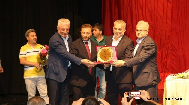 """RİZE BELEDİYESİ'NDEN """"15 TEMMUZ"""" KONFERANSI"""