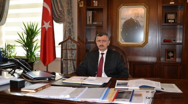 Rize Valisi Bektaş, Zonguldak Valiliği'ne atandı