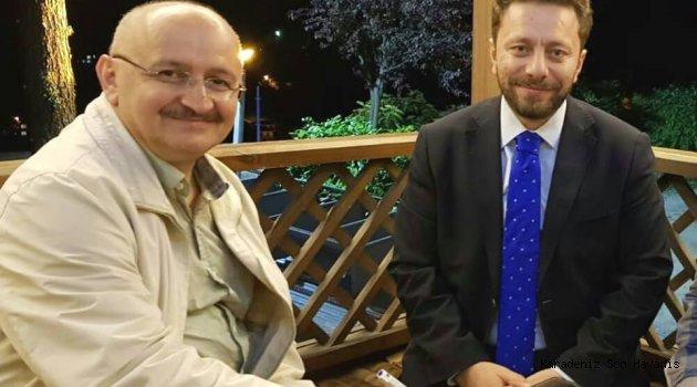 Röportaj: AK Parti Rize Milletvekili adayı Muhammed AVCI